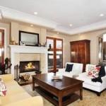 huntington living room